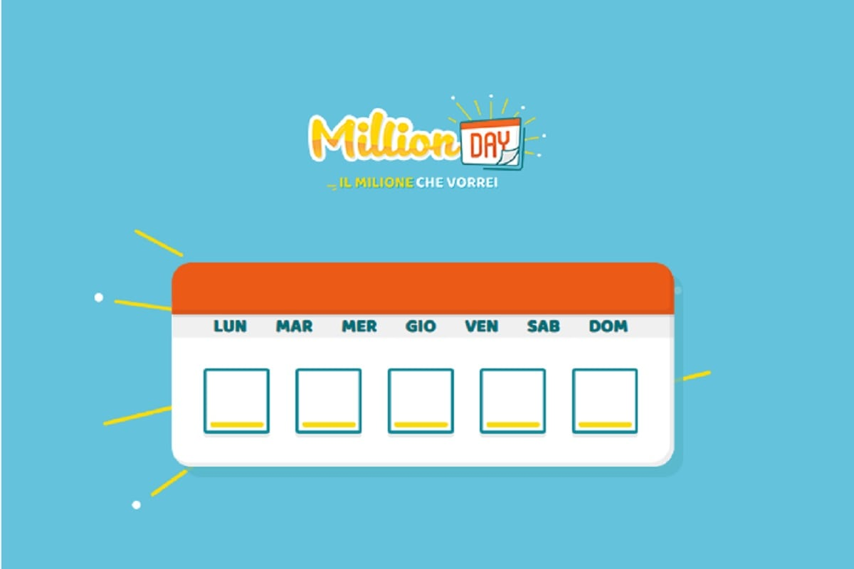 Estrazione Million Day 16/06/2021: i numeri vincenti di mercoledì